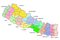 How to calculate General fertility rate (GFR) in Nepal