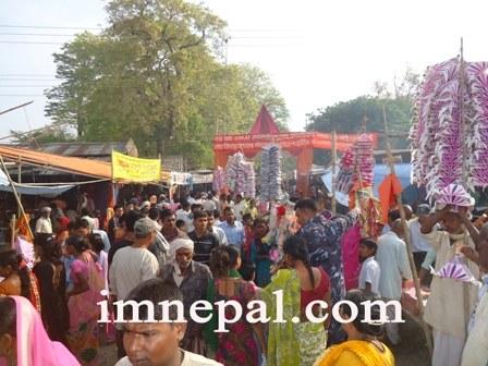 population distribution in nepal