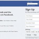 Facebook, Facebook and Facebook