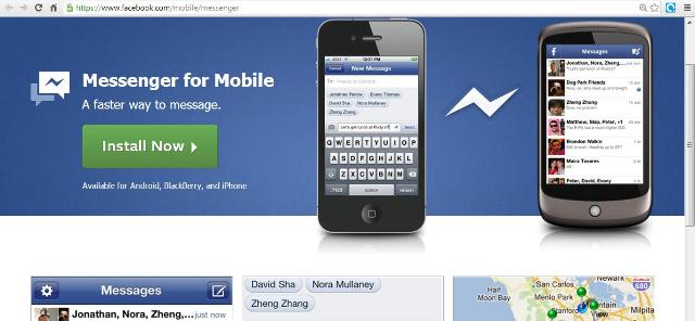 Reasons to use latest version 'Facebook Messenger for Mobile' App