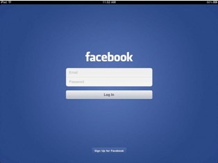44 Uses of Facebook App for iPad