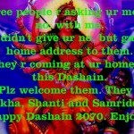 25 Unique Dashain Wishes and Dashain SMS for Dashain