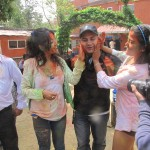 Holi SMS for Wife in Nepali : Shayari for Holi 2015