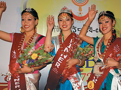 Miss Limbu 2014 (Nepal) is Merina Pomo