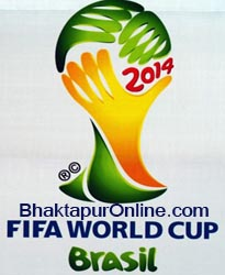 FIFA World Cup 2014 Schedule in Nepali Time