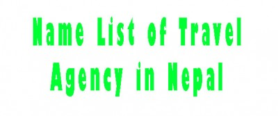 Travel and Tours Agency in Nepal