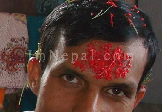 Dashain SMS For Boyfriend in Nepali Language