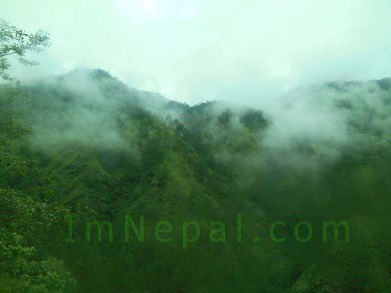 Monsoon Climate in Nepal : Facts & Information