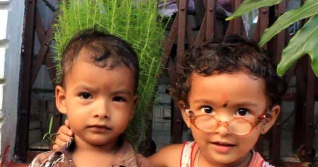 A Video: Wish You a Very Happy Dashain by 2 Years 2 Kids