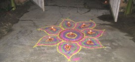 Tihar Ko Rangoli Photos