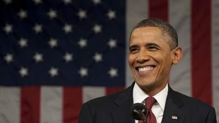 अमेरिकी राष्ट्रपति बाराक ओबामाले नेपालको नयाँ संविधानको स्वागत गरे News about Barack Obama