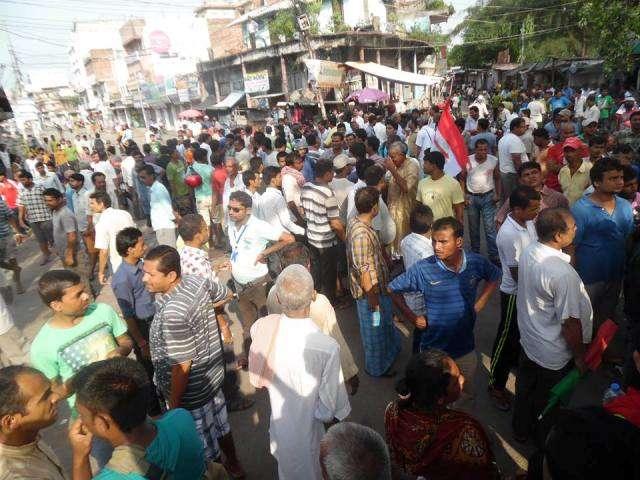 madhesh aandolan nepal news photos revolution free terai tharu (1)