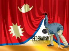 The Federal System of Government in Nepal importance neccessity advantages