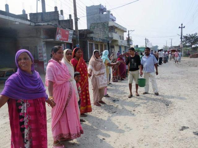 madhesh revolution nepal aandolan madheshi janata civils new constitution of Nepal ko naya sambidhan photos manav sanglo