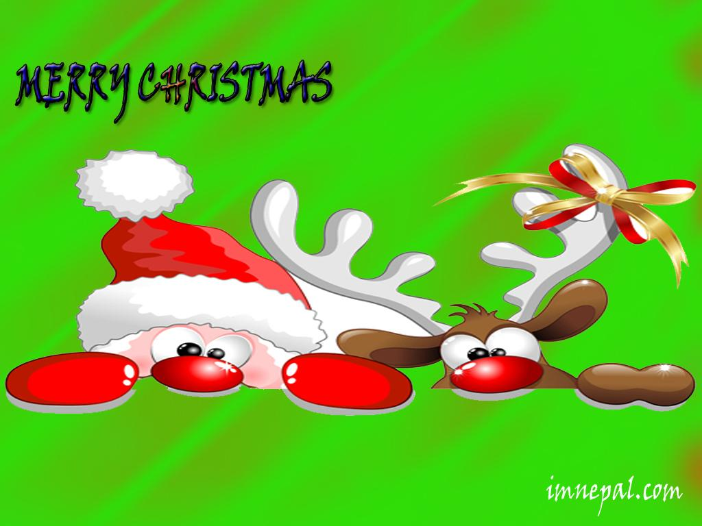 happy merry christmas greeting cards wallpapers santa claus tree celebration pictures - Christmas Blessings For Cards