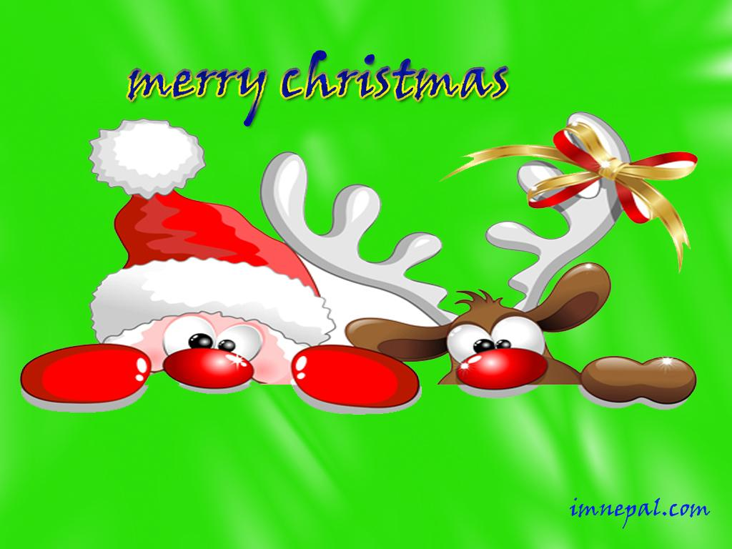 Happy Merry Christmas Greeting Cards Wallpapers Santa Claus Tree photos images