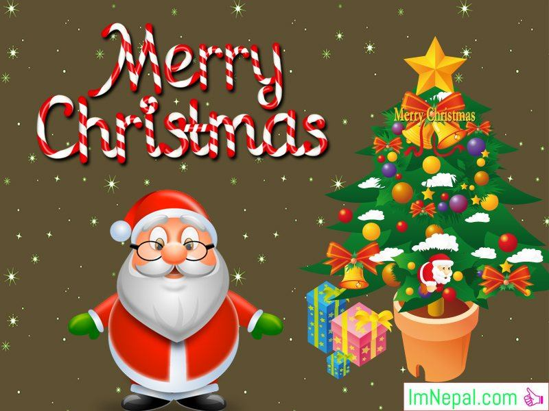 100 Merry Christmas 2018 Greetings Cards Hd Wallpapers Designs