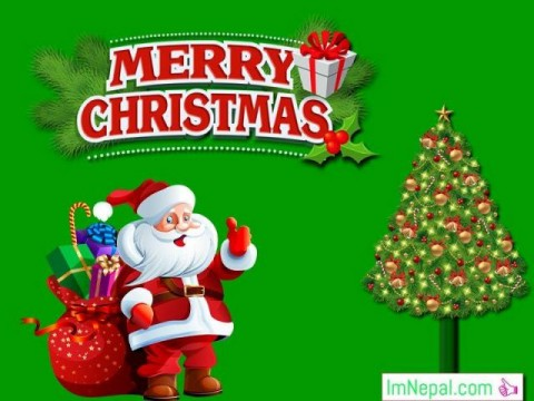 Merry Happy Christmas Greetings Santa Cards HD Wallpapers Wishes Messages Quotes Pictures Images Photo