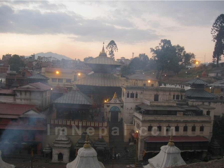 Pashupatinath Temple places to visit Nepal