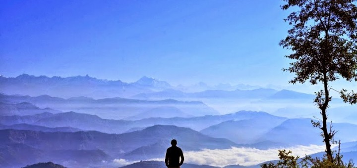 nagarkot places nepal visit see mountain beautiful nature pictures