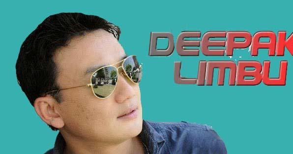 Nepali Singer Deepak Limbu Pictures