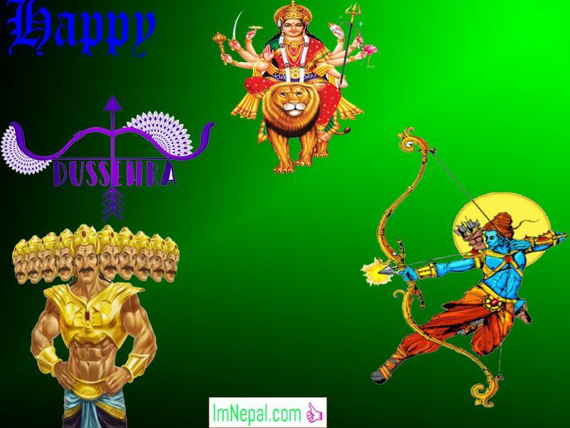 100 hd dussehra 2018 greeting cards dasara wallpapers quotes happy dussehra dasara dashara greeting cards wishe quotes images navratri english hindi durga mata god ram m4hsunfo