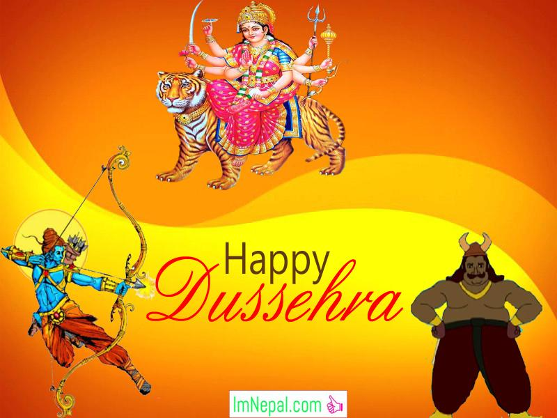 what is dussehra in hindi