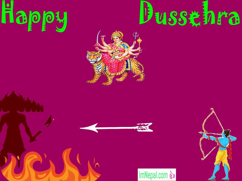 55 dussehra images greetings cards status for facebook post happy dussehra dasara dashara greeting cards wishes quotes images navratri english hindi durga mata god rama m4hsunfo