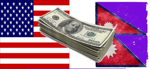 send money usa america nepal