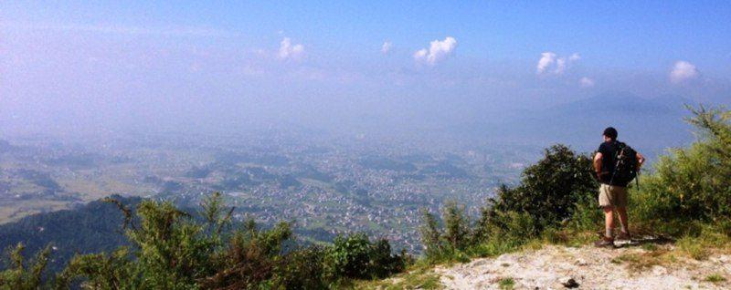 shivpuri hiking destinations near kathmandu Nepal