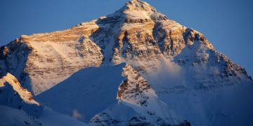 Mount everest highest peak in the world picture
