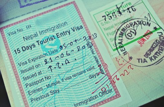 How to Get Tourist Visa for Nepal from USA