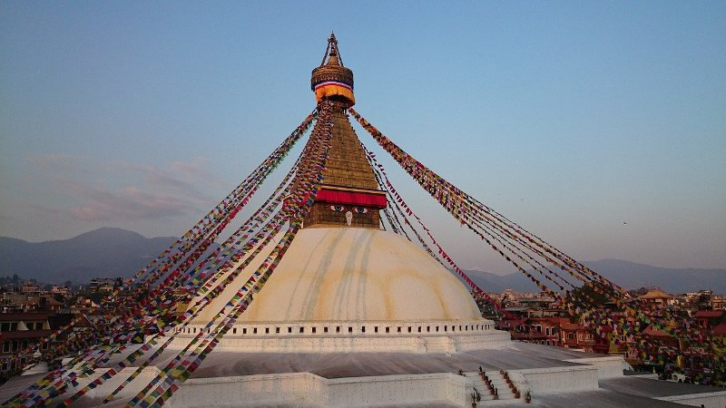 Image Boudhanath Stupa Nepal - Pilgrimage Places Visit Kathmandu