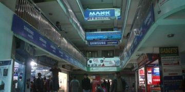 Tamrakar Complex shopping center places in kathmandu nepal
