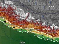 map of madhesh, nepal
