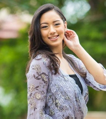 Anna Sharma Nepali beautiful actresss
