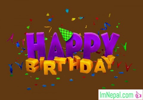 Birthday Wishing Messages SMS Status Greeting Cards Facebook Friends