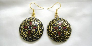 Earrings of Nepal