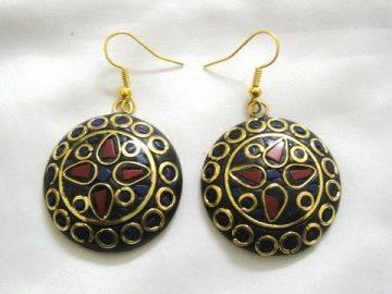 Earrings of Nepal