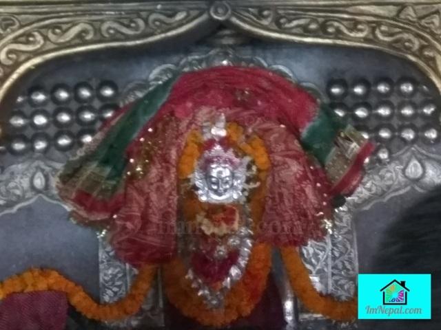 Goddess of Chinnamasta Bhagawati Sakhra Temple, Saptari, Nepal