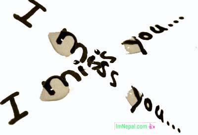 i miss girlfriend