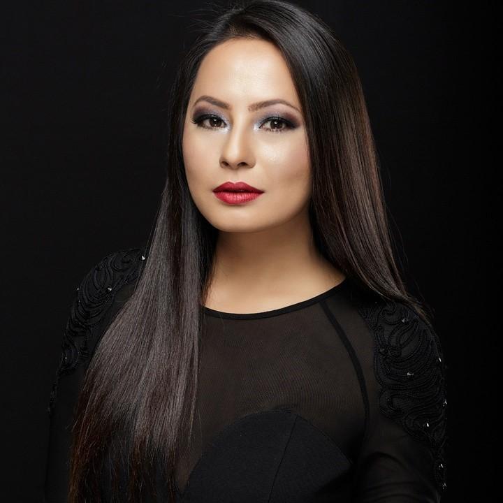 Malvika Subba - Nepali Girl Lady Image