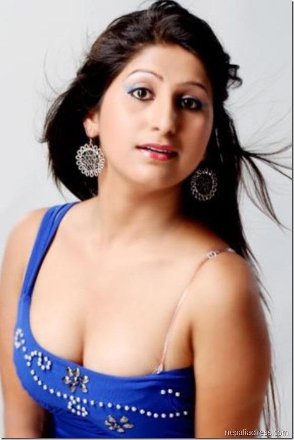 Nepali Model Beenita Ghimire