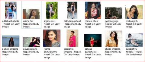 Nepal's 27 Most Beautiful Girls Ladies with HD Images