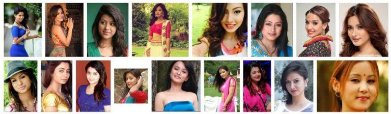 beautiful nepali girls, models, actresses images