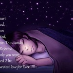 good night messages, wishes, sms for boyfriend in english