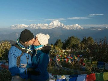honeymoon tour package at pokhara Nepal