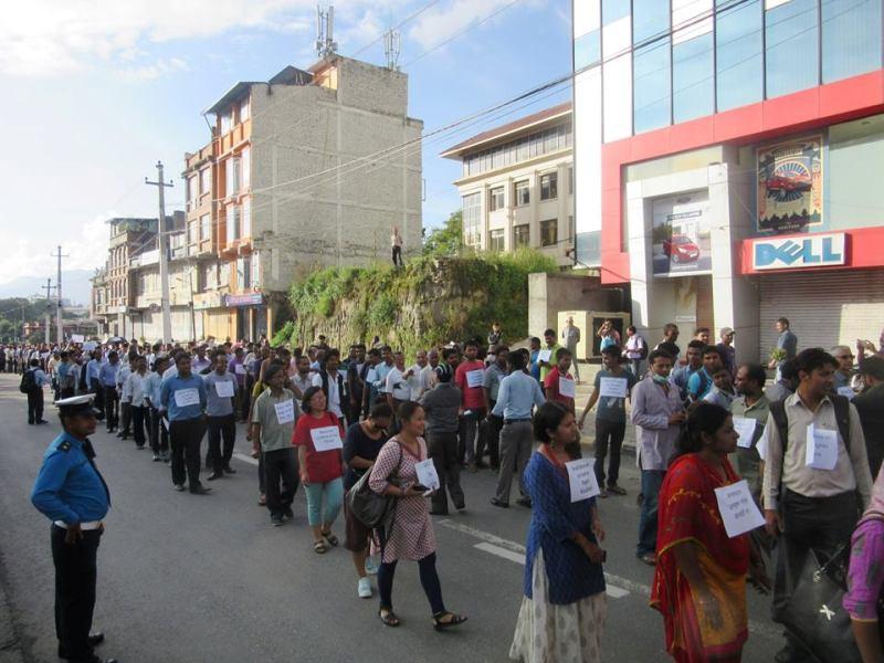 madhesh aandolan movement