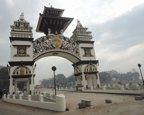 nepal india bihar borders