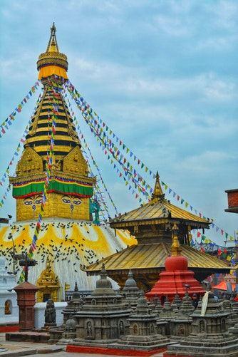 swayambhunath picture a place to visit in Kathmandu Nepal
